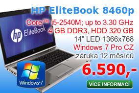 HP Elitbook 8460p
